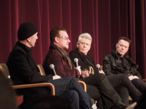 U2, Bono, Oscars, New York City