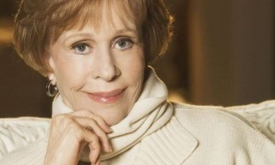 Carol Burnett, LifeTime Achievement award, SAG Awards