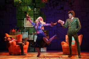 Matilda The Musical,Gabriel Ebert, Lesli Margherita
