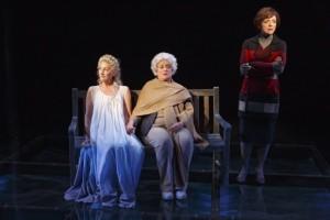 Theresa McCarthy, Mary Testa ,Rachael Bay Jones