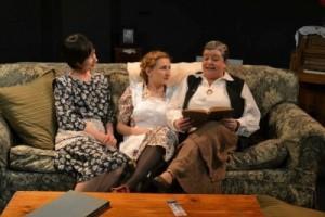 Penny Lynn White, Samantha Hoefer , Polly McKie