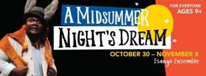African, Midsummer Night's Dream