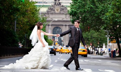 Wedding, NYC