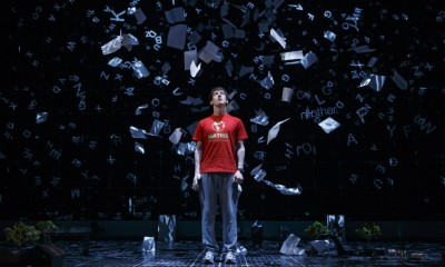The Curious Incident of the Dog in the Night-Time, Alex Sharp