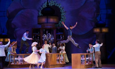 An American in Paris, Robert Fairchild