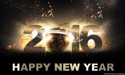 Happy New Year,2016