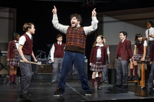 School of Rock, Broadway, Theatre, Alex Brighten, Andrew Lloyd Webbe