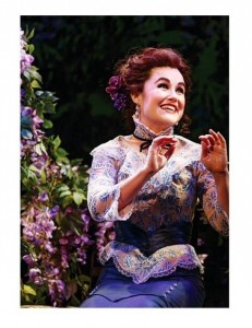 ,Lauren Worsham,A Gentlemans Guide to Love and Murder, Broadway Theatre, Murder