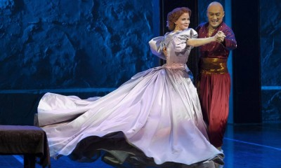 The King and I ,Kelli O'Hara , Ken Watanabe