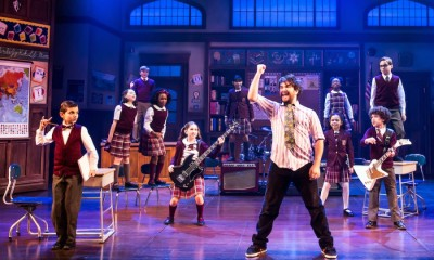 School of Rock, Broadway, Theatre, Alex Brighten, Andrew Lloyd Webber