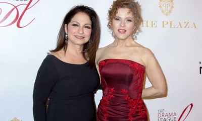 Gloria Estefan , Bernadette Peters