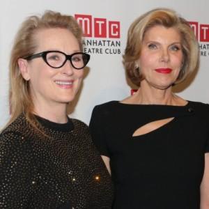 Meryl Streep , Christine Baranski