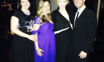 ElizaBeth Taylor with Winner Cate Blanchett, Oscars, Academy Awards