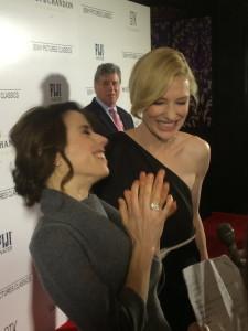 Cate Blanchett, Oscars, Sally Hawkins
