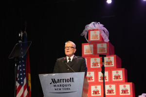 Commissioner Barry C. Swanson, Salvation Army