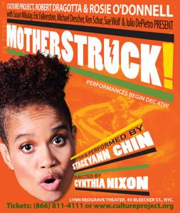 Motherstruck!, Staceyann Chin