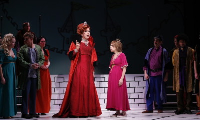 "John ""Lypsinka"" Epperson,Once Upon a Mattress, Jackie Hoffman"