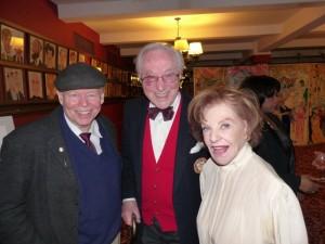 Joel Vig,  Joan Copeland