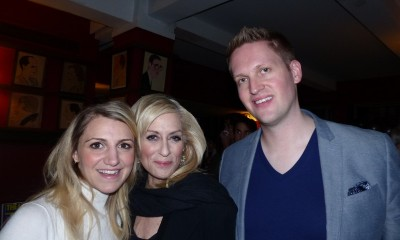 Judith Light, Stephen Schonberg, Annaleigh Ashford