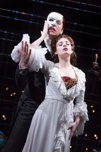 Julia Undine,James Barbour,Phantom of the Opera,
