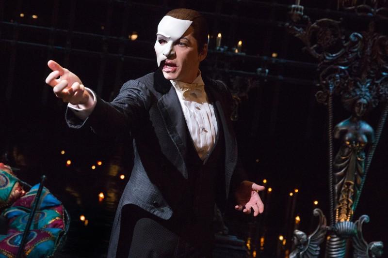 James Barbour,Phantom of the Opera