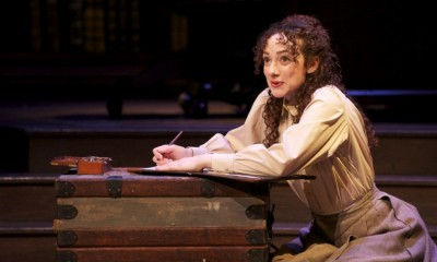 Megan McGinnis,Broadway, Les Misérables, Daddy Long Legs