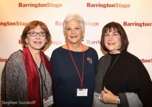 Julianne Boydd, Mary Ann Quinson, Chairman of Board, Marita Glodt, President of Board