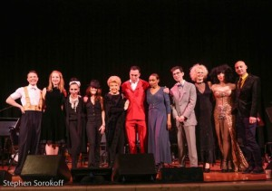 Photo Coverage: PIAF: A Centennial Celebration Plays The Town Hall Kim David Smith, Molly Pope, Little Annie, Gay Marshall, Marilyn Maye, Daniel Nardicio, Vivian Reed, Aaron Weinstein, Amber Martin, Meow Meow, Andy Brattain, Robert Osborne