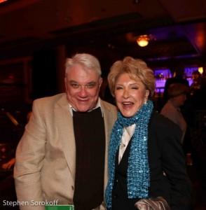 Rex Reed & Ginny Mancini