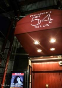 Ann Hampton Callaway, Feinstein's 54/Below