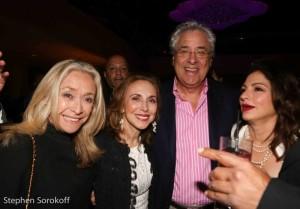 Eda Sorokoff, Dr. & Mrs. Neuwirth, Gloria Estefan