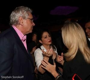 Dr. Michael Neuwirth, Gloria Estefan, Eda Sorokoff