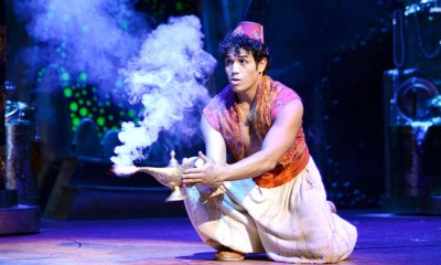 Adam Jacobs, Aladdin