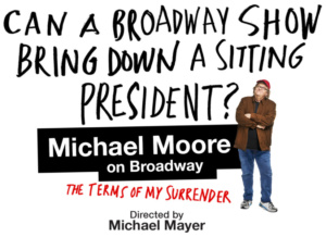 THE TERMS OF MY SURRENDER,Michael Moore