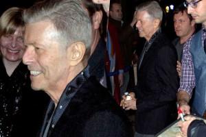 Lazarus, David Bowie