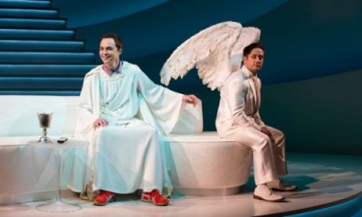 Jim Parsons,Christopher Fitzgerald,
