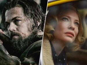 Leonardo DiCaprio, Cate Blanchett, SAG Nominations