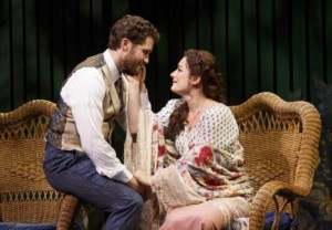 Matthew Morrison, Finding Neverland, Laura Michelle Kelly