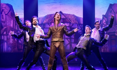 Christian Borle, Something Rotten