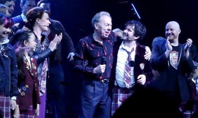 School of Rock, Broadway,Andrew Lloyd-Webber, Alex Brightman