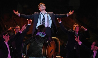 Spring Awakening, Andy Mientus, Def West