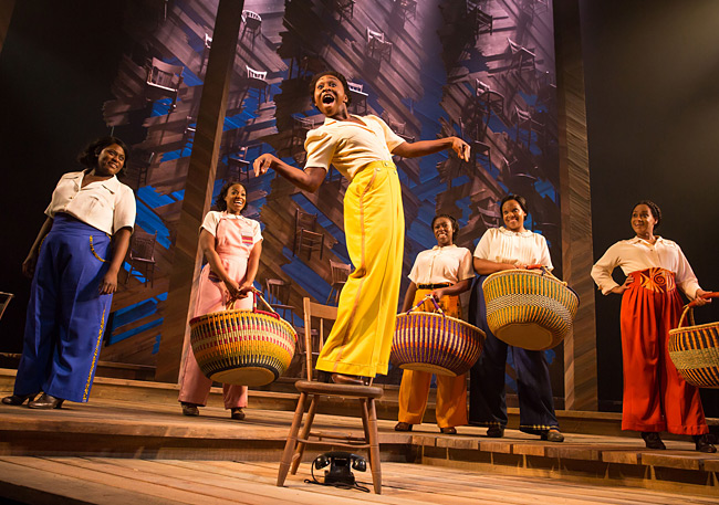 Harpo The Color Purple Broadway