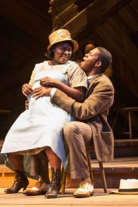 Danielle Brooks, The Color Purple, Kyle Scatliffe