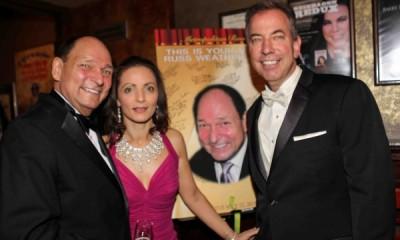 Russ Weatherford, Joanne Camiller-Furshpan, Bernie Furshpan