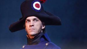 Will Swenson, Les Miserables, Javert