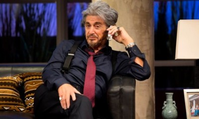 Al Pacino, China Doll