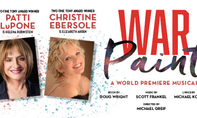 War Paint, Patti LuPone, Christine Ebersole