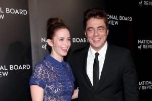 Emily Blunt ,Benicio del Toro
