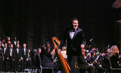 Michael Feinstein, Conductor, The Kravis Center Pops Orchestra