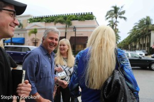 Steve Tyrell, Worth Ave. Palm Beach